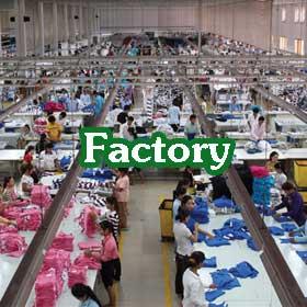 Nhà xưởng may quần áo