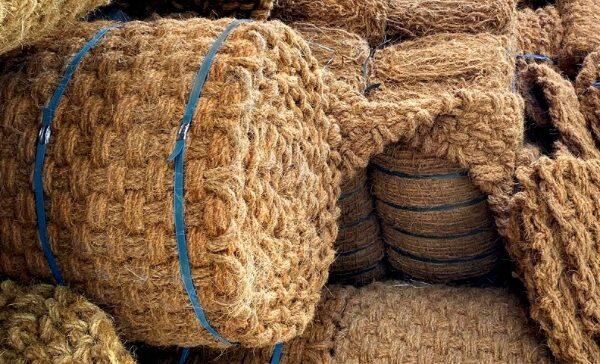 Coir Mat coconut for export